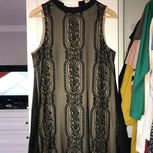 Black Lace Nordstrom Cocktail Dress